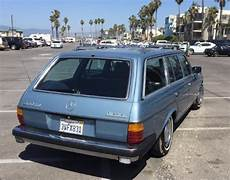 1979 Mercedes Station Wagon Stock