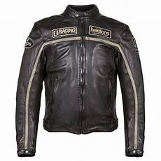 blouson helston s daytona cuir rag noir sasie center moto