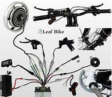 16 inch 36v 750w rear hub motor electric bike kit