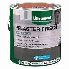 anthrazit lack aussen ultrament betonlasur pflaster frisch rot 2 5 l bauhaus