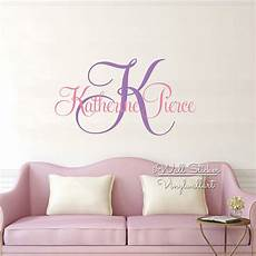 Personalised Name Stickers For Walls