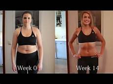 perdre du poids avec le sport my weight loss transformation in 14 weeks with