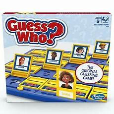 guess my age for kids hasbro guess who classic children s and family game for 2 players for ages 6 ebay