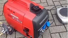 Stromerzeuger Diesel Honda - stromgenerator stromerzeuger gebraucht kaufen