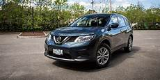 nissan x trail 2016 2016 nissan x trail st awd review caradvice