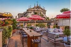 ristorante con terrazza roma la terrazza ces 224 ri a rooftop heaven in the of