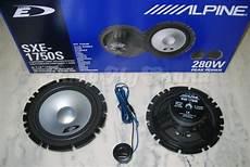 alpine sxe 1750s alpine sxe 1750s markenqualit 228 t f 252 r audi opel vw u a ebay