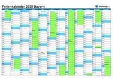 Ferien Bayern 2019 2020 Ferienkalender