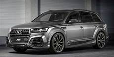 Audi Sq7 Receives Abt Treatment 520 Hp 970 Nm