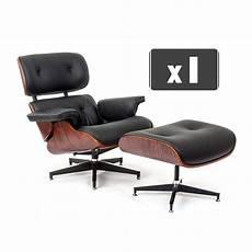Charles Eames Replica - replica charles eames lounge chair ottoman in black
