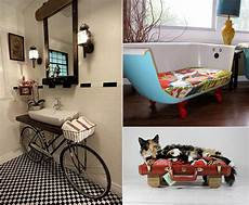 Upcycled Home Decor Ideas by 16 Creative Upcycling Furniture And Home Decoration Ideas