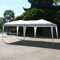 folding gazebo 10x20 ez pop up wedding tent folding gazebo canopy