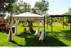 gazebo per giardino prezzi gazebo giardino 3x3 con struttura in ferro per