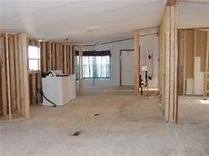 Haus Renovieren Innen - removing walls in a mobile home manufactured home