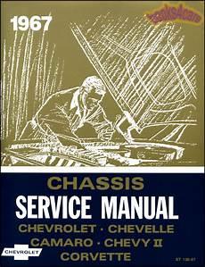 car repair manuals online pdf 1967 chevrolet corvette instrument cluster shop manual service repair chevrolet 1967 book ebay