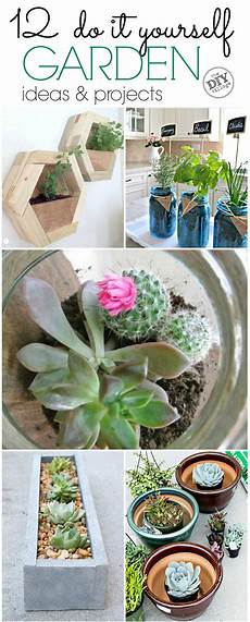 12 Diy S For The Garden The Diy