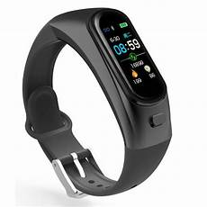 Bluetooth Bakeey Temperature Blood Pressure by Bakeey H109 Bluetooth Calling Heart Rate Blood Pressure