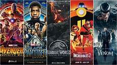 5 Highest Grossing Of All Time