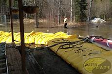 Inondations Protection Et Prevention Avec Le Barrage