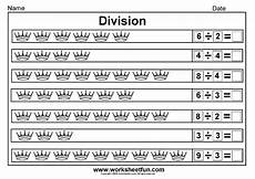 free division worksheets for beginners 6798 division equally picture division 14 worksheets free printable worksheets