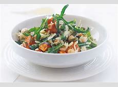 chickpea and kumara salad_image