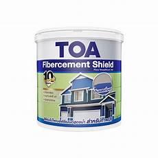 toa fibercement shield waterborne gloss product