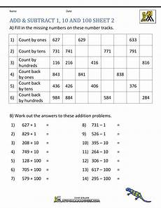 worksheets for addition and subtraction for grade 2 9520 printable addition and subtraction worksheets