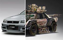 These Sci Fi Cars Are The Best Future We Can Possibly
