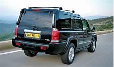 2006 jeep commander road test review automobile magazine
