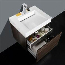 Bathroom Sets Nz by Aqua Decor Venice 24 Inch Infinity Sink Modern Bathroom