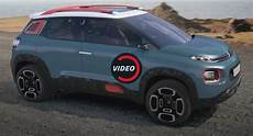 c aircross citroen s new c aircross concept looks the part