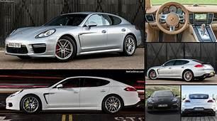 Porsche Panamera 2014  Pictures Information & Specs