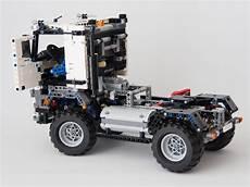 lego technic 42043 mercedes arocs b model mod flickr