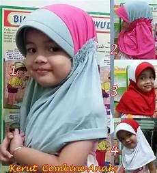 Jilbab Anak Kerut Combine Sentral Grosir Jilbab I