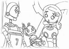 Roboter Malvorlagen Zum Ausdrucken Gratis Ausmalbilder Roboter Kostenlos Malvorlagen Zum