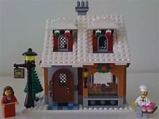 Lego 10216 – Winter Village Bakery  I Brick City