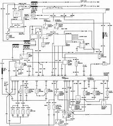 1984 Ford Bronco Wiring Schematic by The Bronco Ii Corral Library