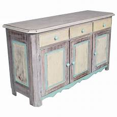 Shabby Chic Buffet Sideboard Display Cabinet Credenza