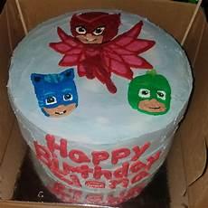Malvorlagen Pj Masks Cake Pj Masks Buttercream Cakecentral