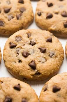 healthy banana chocolate chip cookies recipe
