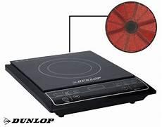 Dunlop Fys Einzel Induktionskochplatte Induktionskochfeld