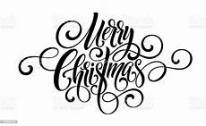 merry christmas script vector merry christmas handwriting script lettering vector illustration stock illustration download