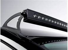 how to install led light bar on roof how to install putco luminix 50 in curved led light bar roof mounting bracket on your silverado