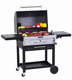 Kitchenaid Bbq Grill Home Depot by Kitchenaid Cart Style Charcoal Grill In Black With
