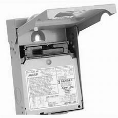 Midwest U065p Non Fusible Ac Disconnect Switch 60