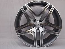 20 Quot G63 Amg Style Gunmetal Wheels Rims Fits Mercedes W463