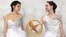 diy hunger games catching fire katniss everdeen wedding