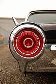 1958 Pontiac Pathfinder Cone Tail Lights 1950s Vintage