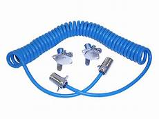 blue ox coiled cable blue ox coiled electrical cable