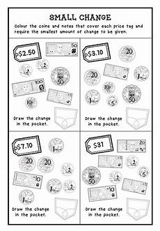 australian money worksheets higher order thinking hots grade 3 and 4 australian money money